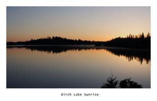 2010-04 BWCA - Birch Lake