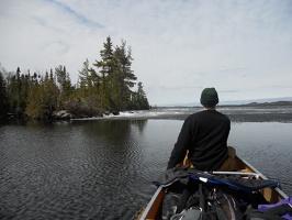 2011-05 BWCA - Brule Lake