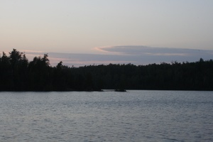 2010-08 BWCA - Knife Lake