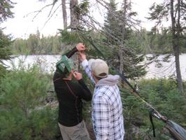 2012-05 BWCA - Lone Lake